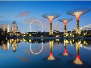 Singapore upbeat about meeting tourism target