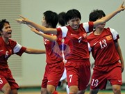 Futsal ladies to take on Japanese