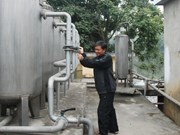 Tuyen Quang: Clean water comes to rural areas