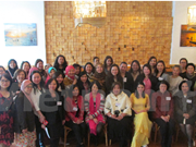 ASEAN female diplomats gather in New Zealand