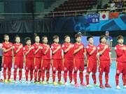 Vietnam lose to Japan at AFC