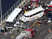 Vietnamese students in Seattle bus accident discharged from hospital