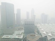 Singapore: International cooperation needed to tackle haze