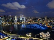 Singapore, Asia's vital commodity trading hub