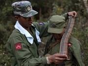 Myanmar: Ceasefire talks between gov't and armed rebel groups collapse