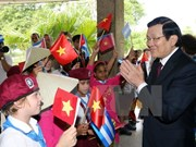 President urges strengthened Vietnam-Cuba economic ties