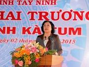 Tay Ninh gets new main border gate