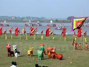 Con Son-Kiep Bac festival lures over 20,000 visitors