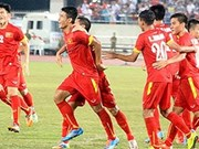 Football: Vietnam cruise past Brunei in AFC U-19 qualifier