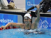 Vietnam takes 15 gold medals at Asian Age Swimming Championship