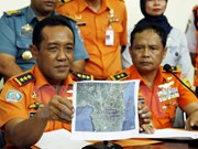 Wreckage of missing Indonesian aircraft found