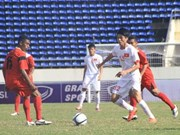 Vietnam on top after AFC victory