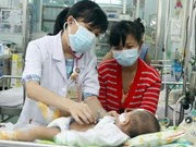 Children's hospital in HCM City pushed beyond capacity