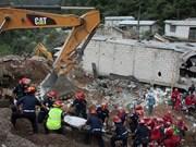 Condolences sent to Guatemala over deadly mudslide