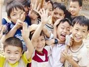 Hanoi raises 2 mln USD for children's fund in six years