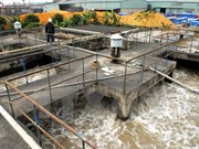 RoK funds waste water treatment system in An Giang