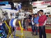 HCM City exhibition chain spotlights support industry
