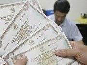 Gov't adopts State bond issuance with all terms