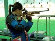 Vietnamese female shooters fail in World Games final