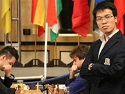 Liem on top at Millionaire Chess Open