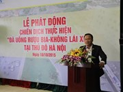 Vietnam to raise road safety awareness