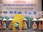 International puppetry festival opens in Hanoi