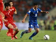 Thailand beat Vietnam 3-0 in Asia Zone qualifiers