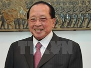 Cambodia, RoK look to step up bilateral ties