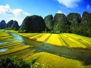 Vietnam's landscapes to appear on UK TV
