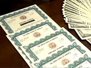 Government proposes 3 billion USD of international bond issuances