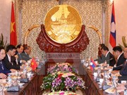 Vietnam, Laos commit to boosting ties
