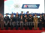 ASEAN police chiefs discuss ensuring regional security