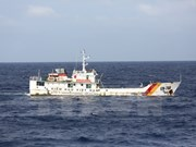 Japanese-funded ship handed over to Vietnam