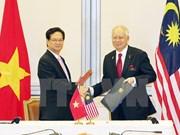Vietnam, Malaysia lift relations to strategic partnership