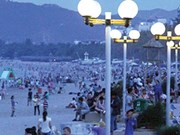 Nha Trang to offer free swimming under the moon