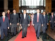 Prime Minister's official Malaysia visit to lift all-round links
