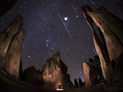 Meteor shower to peak on August 12