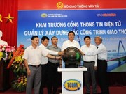 Vietnam launches portal for transport projects