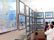 Maps displayed to prove Vietnam's sea, island sovereignty