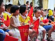 New school year for deaf children in Xa Dan school