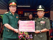 Vietnam's defence ministry assists Cambodia's officer training