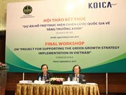 RoK supports Vietnam's green growth