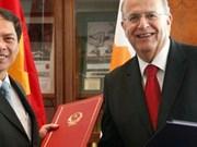 Vietnam, Cyprus spotlight trade, investment ties