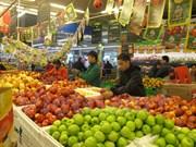 Hanoi: September's CPI sees slight drop