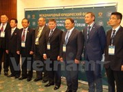 Vietnam attends Asia-Pacific Judicial Reform forum in Russia