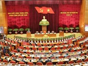 Party Central Committee's 12th meeting opens