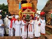 Binh Thuan: Cham people's Kate festival in full swing