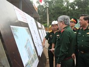 Training of sappers for UN peacekeeping missions inspected