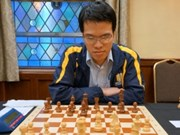 Chess grandmaster Liem triumphs at SPICE Cup Open