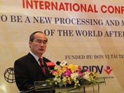 Vietnam aims to be global processing, manufacturing hub